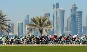 Las paradojas del Tour de Qatar