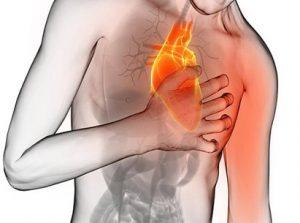 Imagen que hace referencia a un ataque al corazón para el blog de hipoxia biolaster