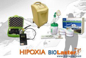 """Listado con todas las """"Noticias de Hipoxia"""" generadas en la web de Biolaster"""