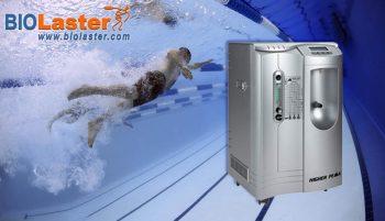 Hipoxia Intermitente IHT Mejora Rendimiento en Nadadores de Competición
