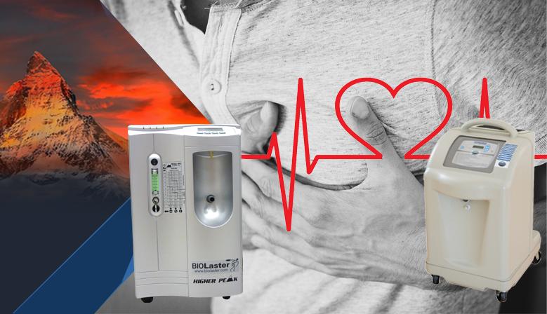 Imagen para el artículo del blog de hipoxia sobre los efectos del uso de la hipoxia en el infarto de miocardio