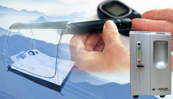 2 semanas de Hipoxia Moderada Mejoran la Tolerancia a la Glucosa en Individuos con Diabetes Tipo 2