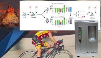 Ejercicio en Hipoxia, Ciclistas de Élite y Estatus Antioxidante