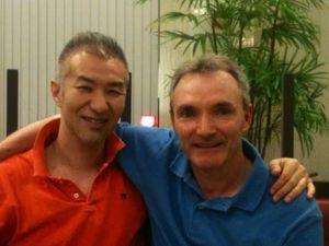 La vuelta y Takeshi Moriwoki II