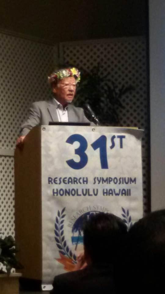 31 Symposium Kinesiotaping, Honolulu, Hawaii 7-8 octubre 2017
