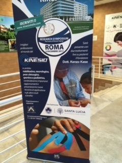 Roma 2017: «The future of Kinesio Taping® Method»