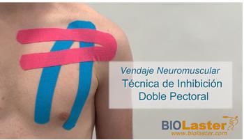 Técnica muscular: Doble pectoral