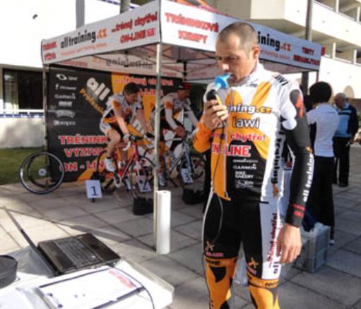 Actividad de la Musculatura Respiratoria durante el Entrenamiento Respiratorio en Bicicleta