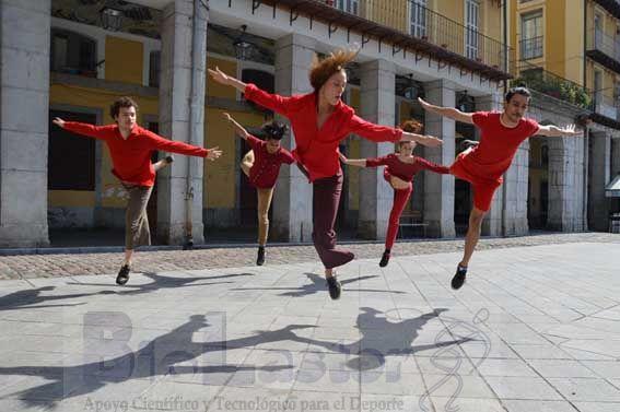 El Entrenamiento Inspiratorio aplicado en la danza ayuda a mejorar el movimiento