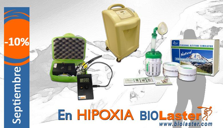 Últimos Días de Oferta en los Productos de Hipoxia