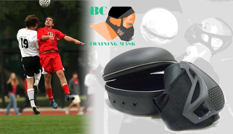 Máscaras, Entrenamiento Respiratorio y Fútbol