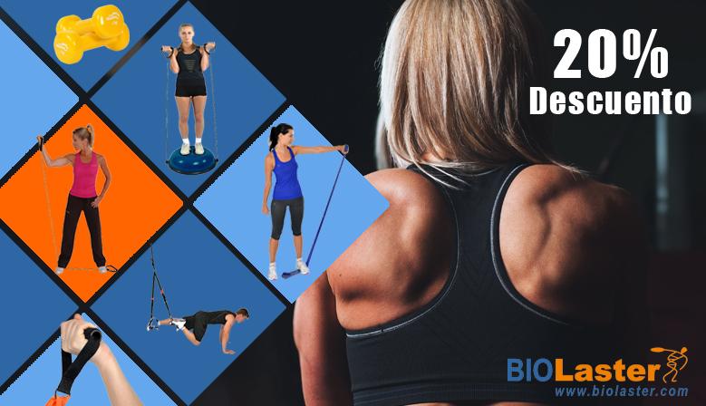 ¡Entrena tu Fuerza y Musculación con nuestros productos en Oferta!