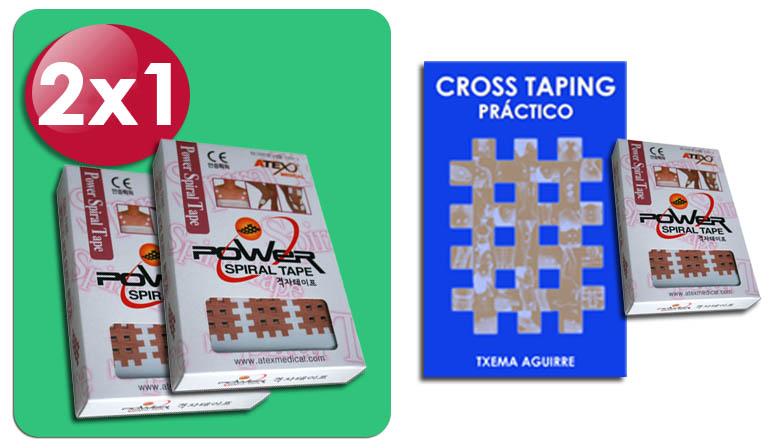 ¿Conoces la Técnica del Cross Taping? ¡Descubre la oferta del fin de semana!