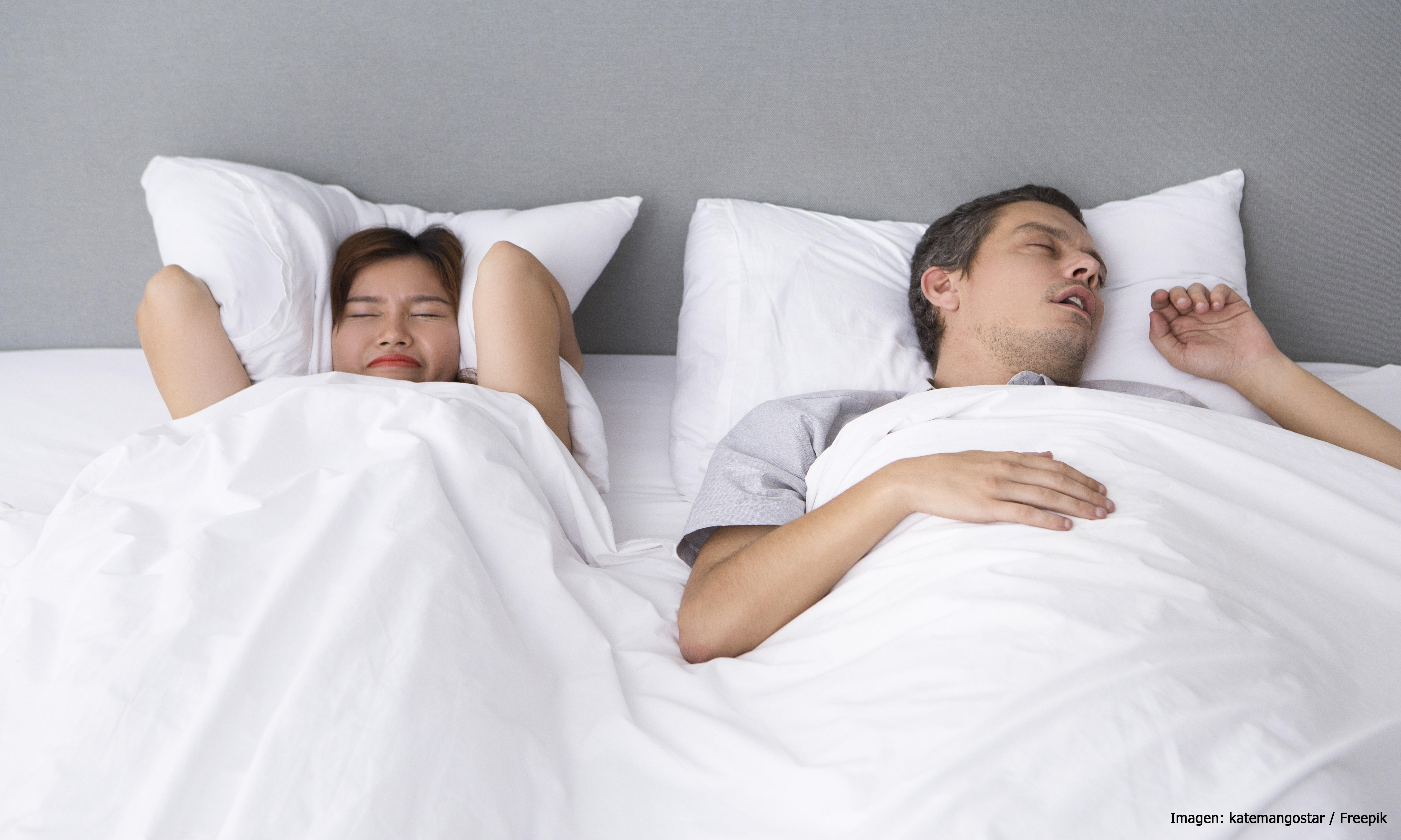 ¿Sufres apneas del sueño? El Entrenamiento muscular inspiratorio puede ayudarte