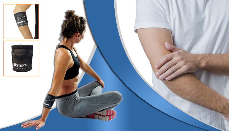Codera Trizone Compex para tendinitis de codo