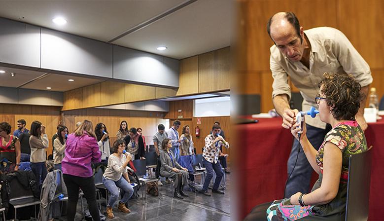 Biolaster en el XVI Congreso AEF de Santiago de Compostela