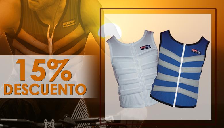 ArcticHeat, marca especializada en la realización de prendas refrigerantes y térmicas