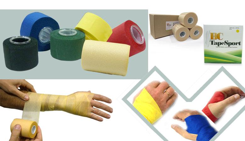 Vendaje funcional y prevendaje, ¿qué es y para qué se utiliza?