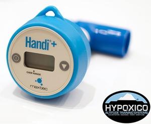 Handi biolaster for Analizador de oxigeno