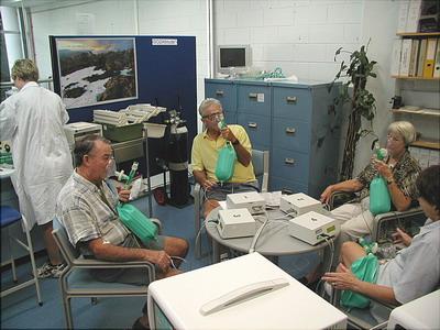Entrenamiento Hipoxia Intermitente 4 personas