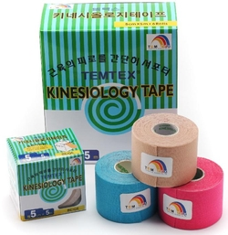 kinesiology tape vendaje neuromuscular