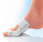 producto ortopedia night splint hallux valgus juanetes