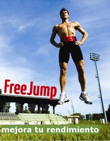 FreeJump Salto Potencia Analisis Rendimiento Deportivo
