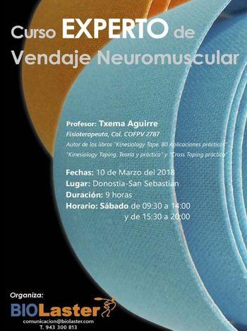 Kinesiologia Taping Neuromuscolar Bandage Tape Corso di formazione del nastro